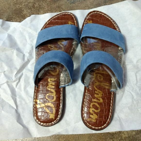 cb5416fc1 Sam Edelman Gala Slide Sandal Size 8.5. M 5ad6923845b30c00aeebf7aa